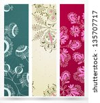jpg  banner with floral pattern