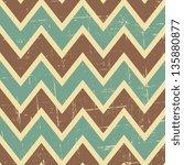 seamless chevron pattern in... | Shutterstock .eps vector #135880877
