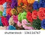 the fair of seville | Shutterstock . vector #136116767