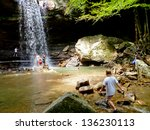 Ohiopyle Pennsylvania Usa  ...