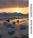 Sunrise In The Arctic ...