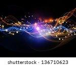 Background Design Of Lights ...