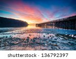 one of the most lovely sunset... | Shutterstock . vector #136792397