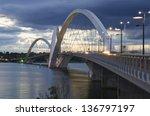 Juscelino Kubitschek Bridge In...