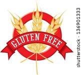 badge,banner,barley,bran,bread,button,cereal,diet,dietary,essential,farm,food,gluten,gluten free,gluten-free