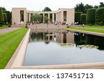 American Military Cemetery In...