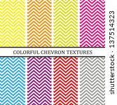 chevron backgrounds | Shutterstock .eps vector #137514323