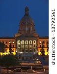 the alberta legislature... | Shutterstock . vector #13792561