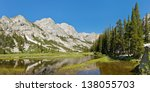 Kings River Panorama In The...
