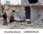 Serekaniye  Syria March 22 ...
