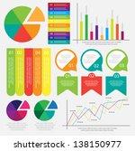 infographic elements | Shutterstock .eps vector #138150977