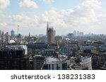 london   Shutterstock . vector #138231383