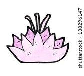 cartoon lotus flower | Shutterstock . vector #138296147