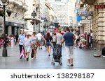 belgrade  serbia   september 9  ... | Shutterstock . vector #138298187