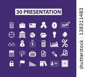 business  presentation ... | Shutterstock .eps vector #138311483