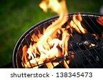 grill | Shutterstock . vector #138345473