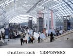 leipzig  germany   march 14 ... | Shutterstock . vector #138439883