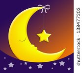 sweet dreams | Shutterstock . vector #138477203