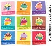 Cupcake Cards Digital Set
