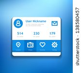 profile for social media....