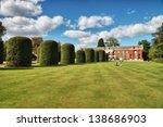 beautiful hyde park in london. | Shutterstock . vector #138686903