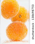 Oranges  In Soda Water