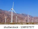 Wind Turbines For Renewal...