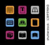 books | Shutterstock .eps vector #138959843