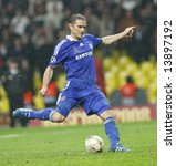 Постер, плакат: Frank Lampard at the