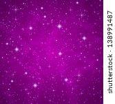 abstract dark violet  petunia ... | Shutterstock .eps vector #138991487