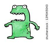 cartoon frog | Shutterstock . vector #139045043