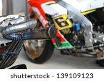 jerez   spain  may 3  honda... | Shutterstock . vector #139109123