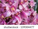 Purples Bouquet Of Orchids....