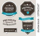 retro design premium vintage... | Shutterstock .eps vector #139362167