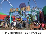 ������, ������: Pacific Park on the