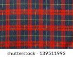 traditional scottish tartan...   Shutterstock . vector #139511993