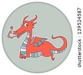 chinese zodiac animal vector...   Shutterstock .eps vector #139524587
