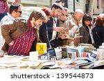 barcelona  catalonia   april 23 ... | Shutterstock . vector #139544873