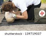 first aid | Shutterstock . vector #139719037