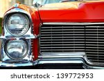 color detail on the headlight... | Shutterstock . vector #139772953