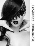 ombre mystery | Shutterstock . vector #139859257