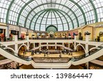 dubai  uae   april 29  shoppers ... | Shutterstock . vector #139864447