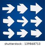 vector illustration of sticky... | Shutterstock .eps vector #139868713