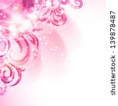 Abstract Background With Cute...