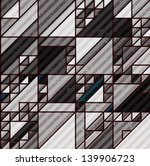 abstract geometrical design | Shutterstock .eps vector #139906723