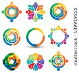 human  public relations icon  ... | Shutterstock .eps vector #139919323