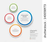 3d Circular Infographic...