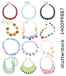 accessories,bead,beautiful,beauty,bijouterie,black,blue,cartoon,circle,close-up,collection,color,colored,elegance,fashion