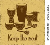aboriginal,african,antique,art,background,beat,bongo,brown,concert,congo,culture,drawing,drum,drumset,festival