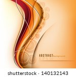 vector abstract background | Shutterstock .eps vector #140132143